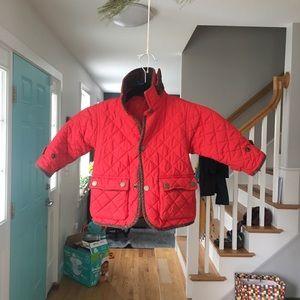[Polo] baby jacket